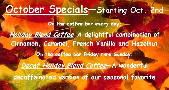 Cafe Brazil Menu Plano