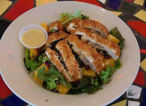 Coconut Chicken Salad